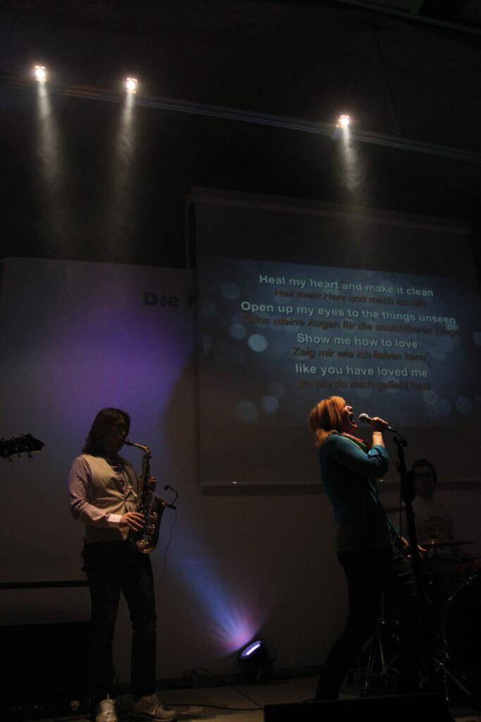 Hope Concert 2013 - Music gegen Menschenhandel
