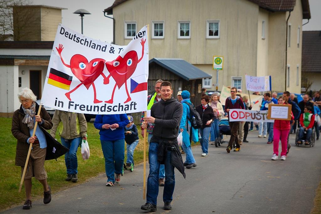 M4R - March for Reconciliation : Versöhnungsgebetsmarsch