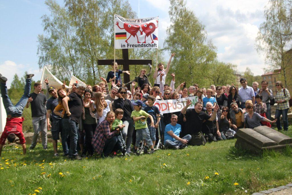 M4R 2014 (26. April) - Versöhnungsmarsch