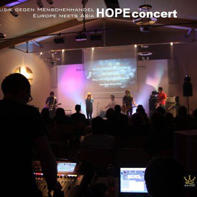 Hope Concert 2013 Musik gegen Menschenhandel