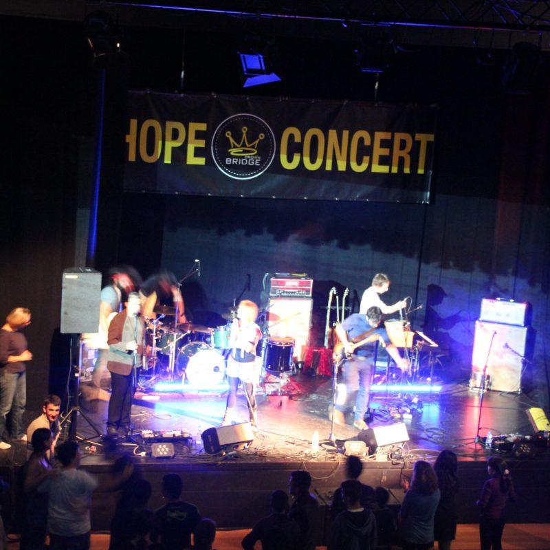 Hope Concert 2015 - Music gegen Menschenhandel