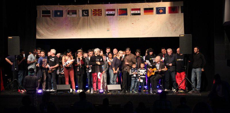 Hope Concert 2015 @ Bayreuth - Music gegen Menschenhandel