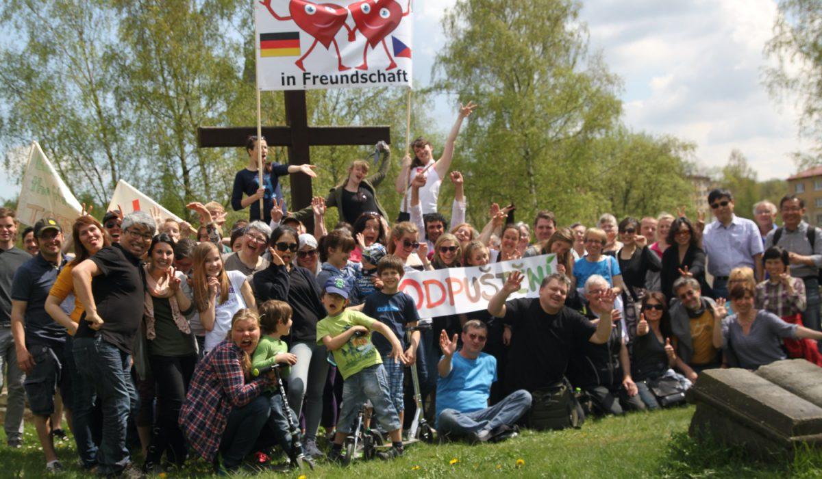 M4R - March for Reconciliation - Versöhnungsgebetsmarsch